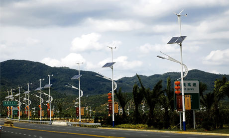 How to develop solar street lights today