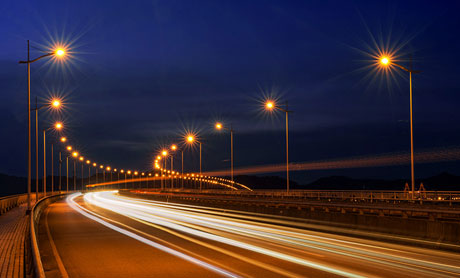 China's smart city gives priority to intelligent LED street lights
