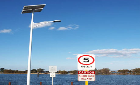 Prospects for the development of solar streetlights in Australia